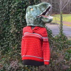 Chaps 1X Cotton Christmas Holiday Sweater